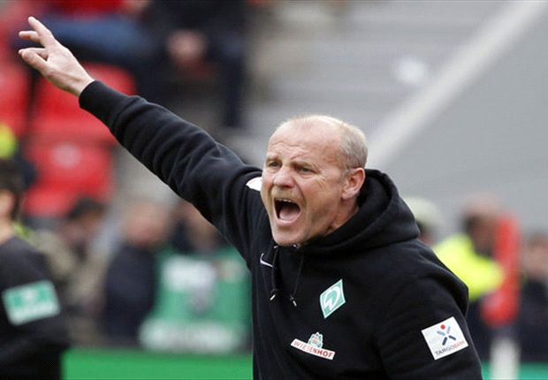 Werder Bremen part company with Schaaf