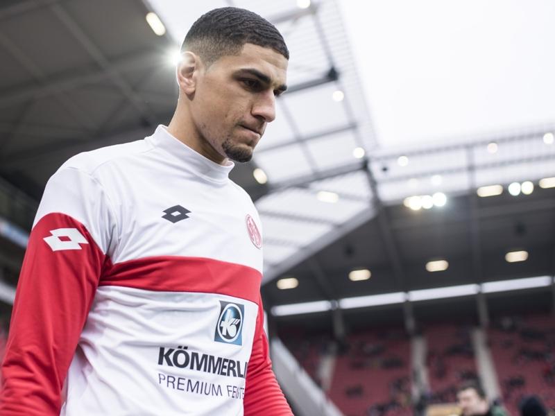 Leon Balogun injured in Mainz 05's defeat