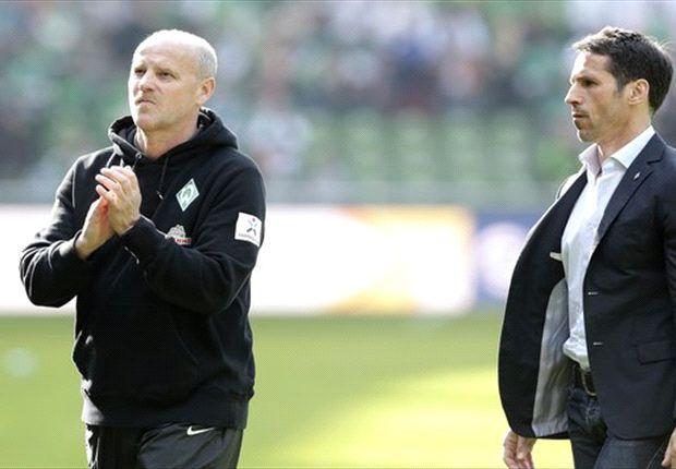 Werder-Manager Eichin: Keine Schnellschüsse bei der Trainersuche