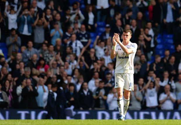 Bale's switch to a central role for Tottenham not permanent, insists Villas-Boas