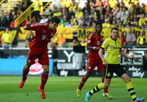 Borussia Dortmund - Bayern Múnich: Lucha fraticida en Alemania por la Champions League
