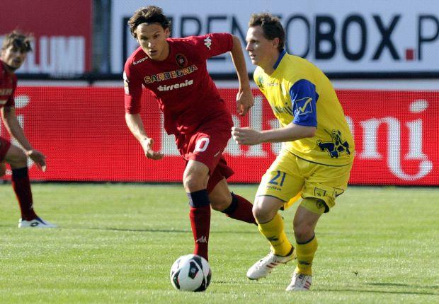Chievo & Cagliari Berbagi Angka