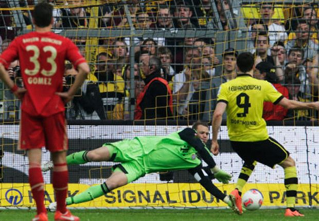 Dortmund and Bayern is never a friendly, says Neuer