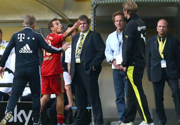 Borussia Dortmund gegen FC Bayern München - Hitziges Vorspiel auf das Finale der Champions League