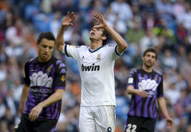 FT: Real Madrid 4-3 Real Valladolid