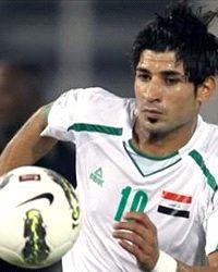 Amjad Radhi, Iraq International