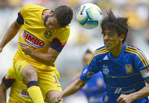 Liga MX: América 0-2 Tigres | 'Invasión felina' y superliderato