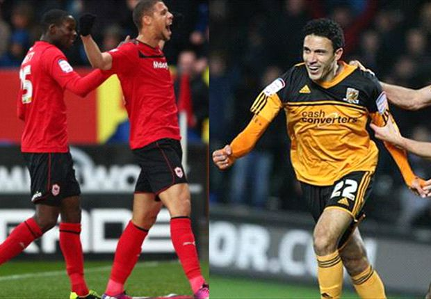 Cardiff City FC y Hull City AFC festejaron el ascenso directo a la Premier League