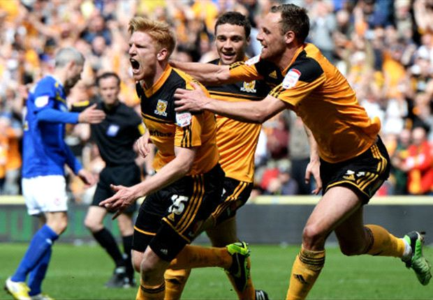 'You couldn't have written this script' - Hull City defender Paul McShane