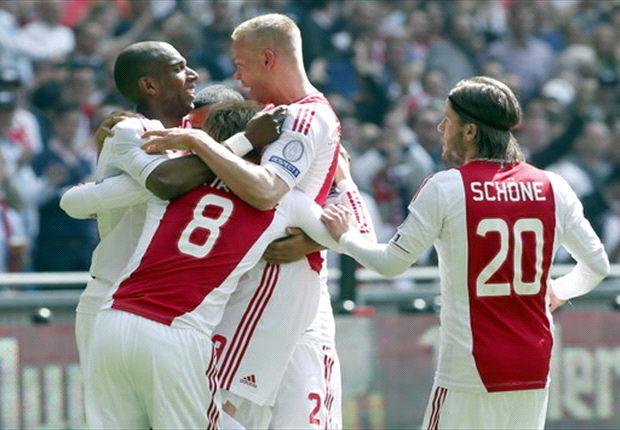 Ajax Amsterdam sichert 32. Meisterschaft