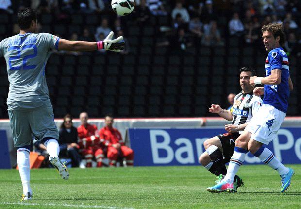 Udinese Sikat Sampdoria