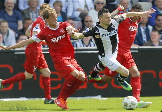 Heracles en Twente delen de punten