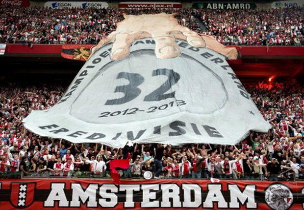 """Emanuelson: """"Ajax het meest stabiel"""""""