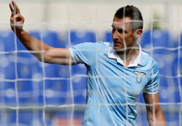 Serie A Team of the Week: King Klose spearheads 11-goal strikeforce