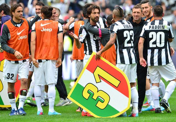 If Juventus play their cards right, they can now build a Serie A dynasty