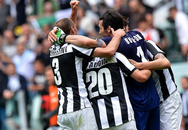 Así ganó la Juventus el bicampeonato
