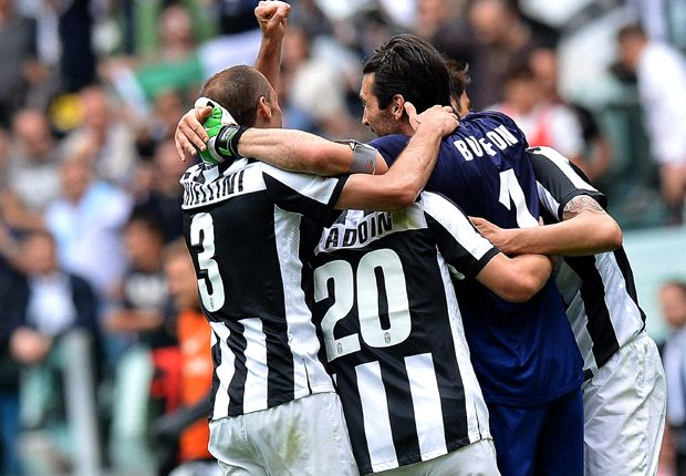 SPESIAL: Perjalanan Juventus Merengkuh Scudetto 2012/13