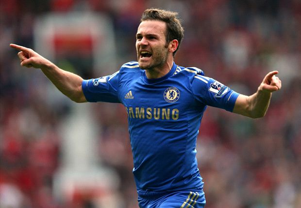 Mata named Chelsea Players' Player of the Year