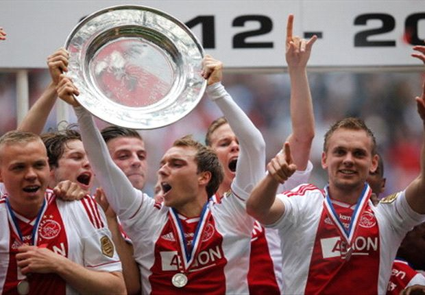 Liverpool target Eriksen ready for next step after title-winning Ajax season