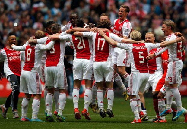 """""""Financieel gaat het heel goed met Ajax"""""""