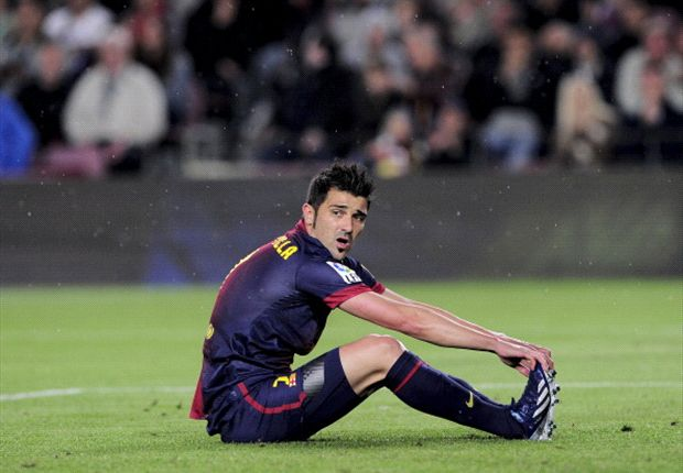 Tottenham ofrece 8.5 millones por David Villa