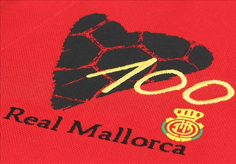 Check out Mallorca's stunning new kit