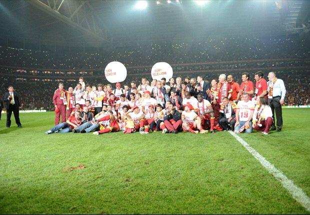 Galatasaray vorzeitig Meister - und Rekordchampion