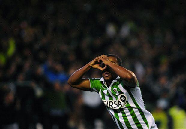 Dorlan Pabón abandonará el Real Betis para volver a Monterrey