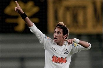 Santos: Neymar only wants Barca