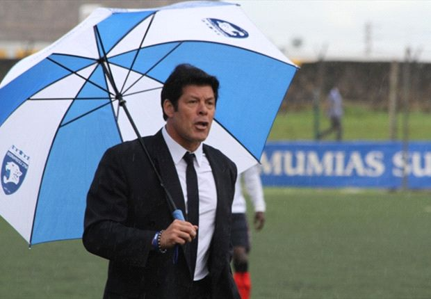 AFC Leopards coach Luc Eymael
