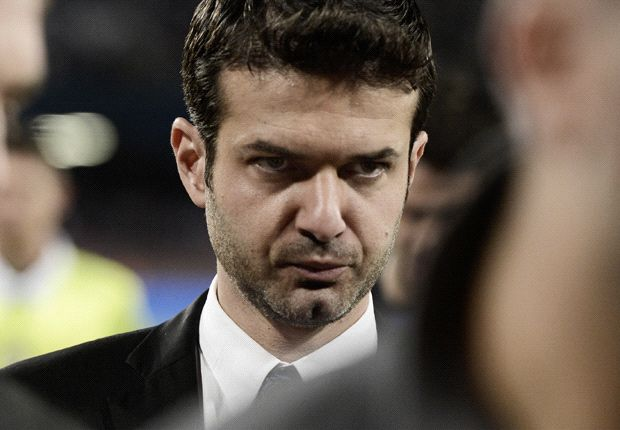 Andrea Stramaccioni leaves Inter after 14 months in charge