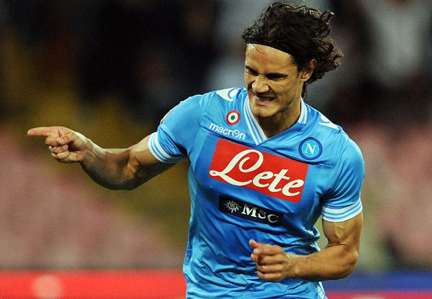 Napoli president confirms Cavani-Dzeko negotiations, reacts to Benitez talk