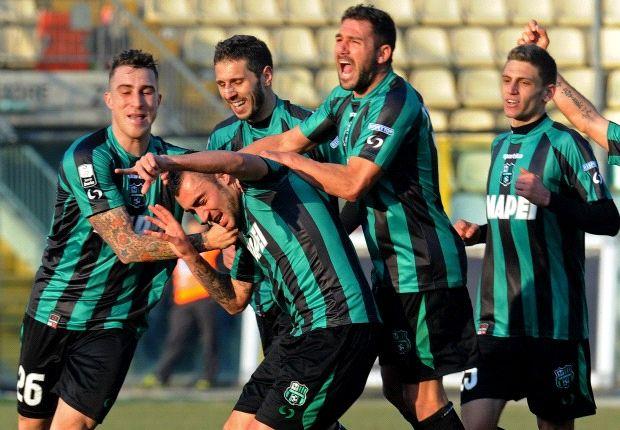 Il Sassuolo è alla sua prima esperienza nella Serie A