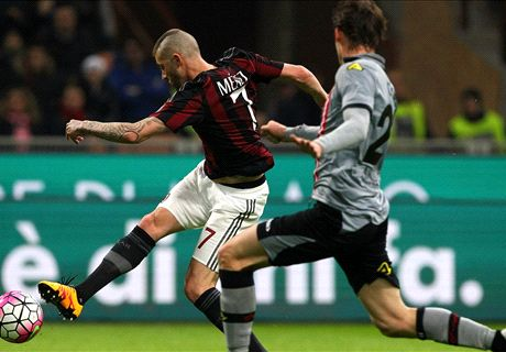REPORT: Milan through to Coppa final