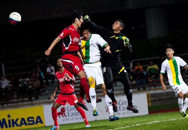 Preview: Woodlands Wellington vs Home United