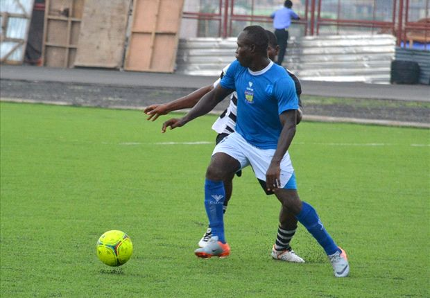 Amoo: Olorundare can get better even after his hat trick against Nasarawa Utd
