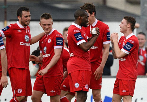 Sligo Rovers 3-0 Derry City - Bit o' Red retake top spot with comfortable win