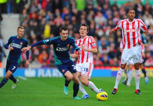 ANG, Sunderland-Stoke 1-1