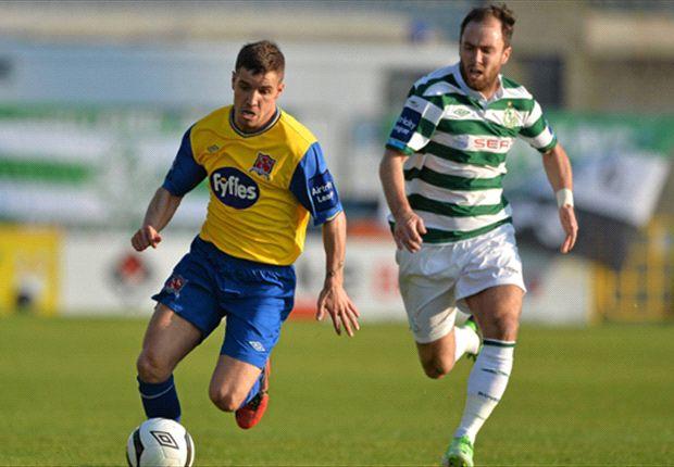 Shamrock Rovers 1-0 Dundalk - Hoops halt Dundalk's title charge