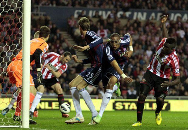 John O'Shea Selamatkan Sunderland