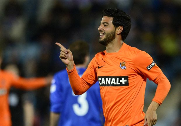 Tom Marshall: Tense relationship between FMF and Carlos Vela thawing?