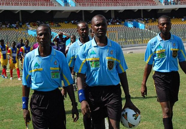 Reality Check: Would Ghanaian refs finally let themselves be heard?