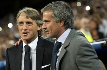 Mancini: Mourinho's return will increase Premier League's charm