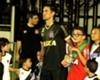Martín Silva celebra 100 jogos no Vasco