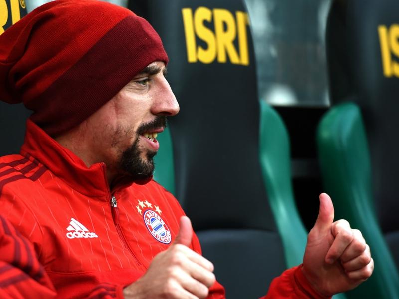 VIDÉO - Ribéry agresse encore un adversaire