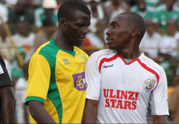 Ulinzi Stars reward Erick Apul as April-May player of the month