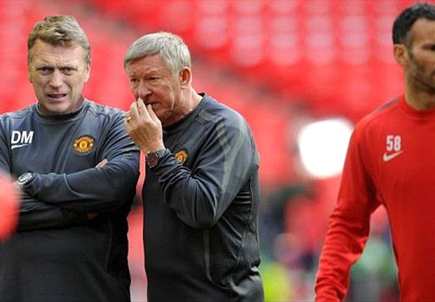 Moyes: Nobody will ever replace Ferguson at Manchester United