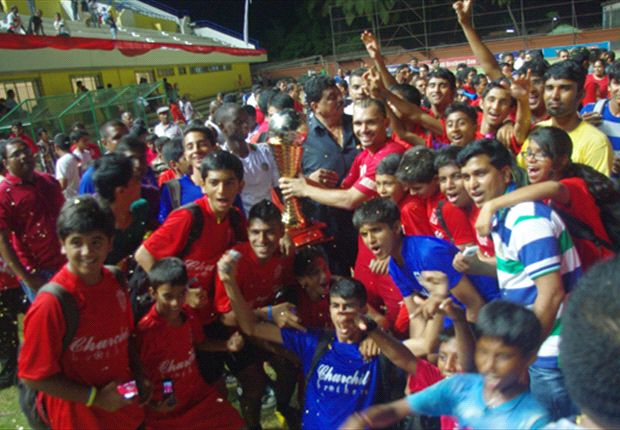 Churchill Brothers SC 1-1 Mohun Bagan: Chhetri takes the Red Machines past the finishing line