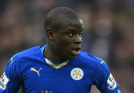 RUMOURS: Juve want Kante & Chicharito