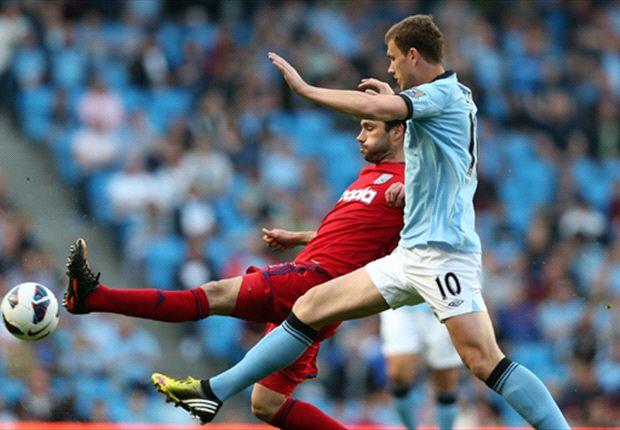 Laporan Pertandingan: Manchester City 1-0 West Brom